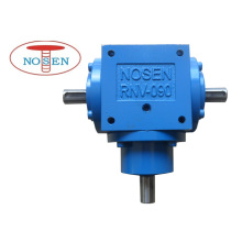 Mini T Type Power Gearbox for Workshop
