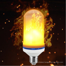 AC85-265V LED Flame Effect Light Bulb for Bar Festival Decoration
