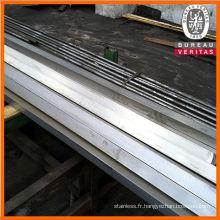 317 square solide en acier inoxydable barre de haute qualité