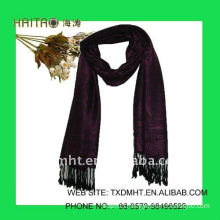 new style jacquard women's fashion rayon scarf