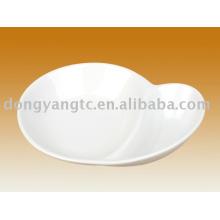 Factory direct sale 10 Inch porcelain salad bowl