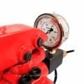 Placa de aquecimento dupla HP3809-R Prensa de colour hidráulica de 20 toneladas