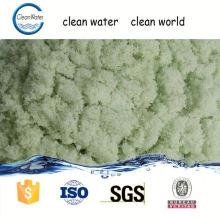 produtos químicos do tratamento da água do heptahydrate do sulfato ferroso cristal verde