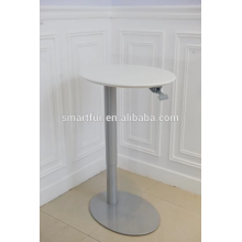 железо металлический газлифт регулируемый стол