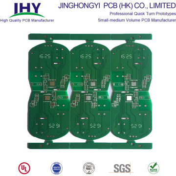 Heavy Copper PCB 6 Layer Fr4 94vo RoHS PCB Board