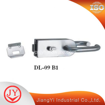 Stainless Steel Keyless Door Lock For Glass