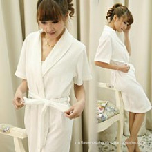 100% Cotton Bathrobe For Hotel Robes With Cheap Price