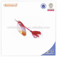 SPL019 chine en gros alibaba pêche leurre composant moule spinner leurre