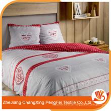 China liefern neuesten Designs Bettdecke Deckel Stoff für den europäischen Markt