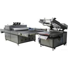 TM-UV750-4 UV Drying Machine + Tmp-70100 Flat Screen Printer Kit