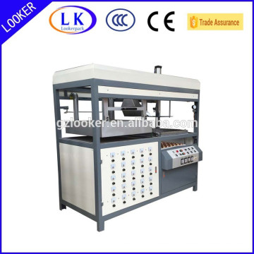 Blister forming machine for PVC PET PETG HIPS PS PP etc