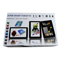 Customized Tablet PC Paper Gift Packaging Box