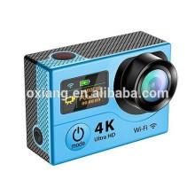 новый продукт пульт дистанционного управления спорта камера/WiFi спорт камеры/спорт камеры с 4K сделано в Китае