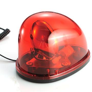 Faro de advertencia LED halógena lámpara (HL-102 rojo)