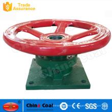 QL-2 20KN force handwheel weir gate hoist
