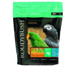 Saco do alimento de pássaro / malote da alimentação do cão / empacotamento de alimentos para animais de estimação