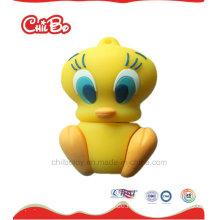 Lovely Kleine Ente Plastikspielzeug (CB-PM028-M)