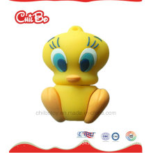 Lovely Small Duck Plastic Toys (CB-PM028-M)
