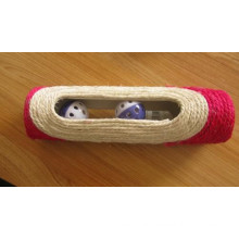 Pet Product, Sisal Roller with Plastic Ball