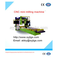Alta precisão Cnc mini-fresadora preço para venda com preço baixo