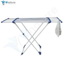séchoir à linge avec porte-serviettes rétractable