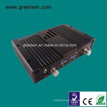 15dBm 4G Lte700MHz Lte2600MHz Repetidor de doble banda Lte 4G Repetidor (GW-15L7L)