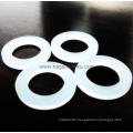 Custom Flame Retardant V-0 Grade Rubber Washer