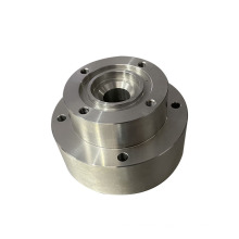 High Precise CNC Aluminum Milled Machinery Spare Parts Steel Turning Machining cnc Milling Parts