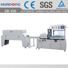 Automatische Bodenplatte Hot Shrinking Packmaschine