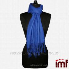 100% Монгольский шерстяной шарф из пашмины