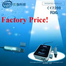 Mini corps ultrasonique portatif de beauté de corps d'épurateur de peau (J28)