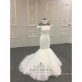 wedding gown mermaid dress ivory luxury bling bodycon mermaid wedding dresses for women