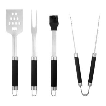 Heavy Duty 4Pcs Edelstahl Barbecue Grill Set