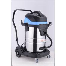 Machine de nettoyage lourd à trois moteurs 80L Aspirateur industriel humide et sec