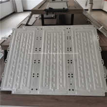 Aluminum water cooling plate for Superguide