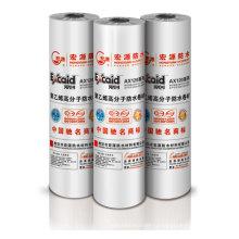 ПЭ и ПП полимерная гидроизоляционная мембрана/пленка защитная крыша