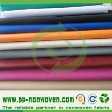 Precio no tejido de alta calidad de la tela del precio bajo