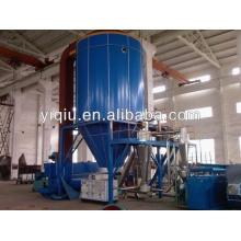 material de pasta Secador neumático por pulverización