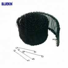 PVC Coated Double Loop Rebar Tie Wire Bag Packing Baling Wire
