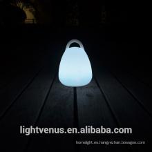 Lámpara de linterna RGB