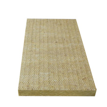 Rocha de lã mineral de isolamento para parede externa