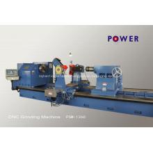 Máquina de amoladora de superficie CNC con rodillo de goma