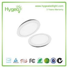 China Online round 24w Diffused frameless ultra thin cob led light panel