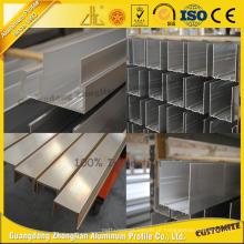 Canal U de alta qualidade no canal de alumínio