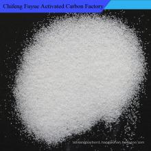 factory suppply high purity white quartz sand price