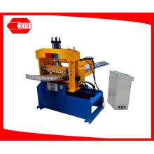 Machine automatique de courbure de sertissage de plaque de toit métallique hydraulique (YX65-400 / 425)