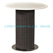 Wicker Furniture Bistro Table Rattan Table