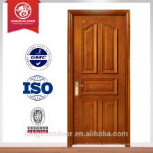 latest design wooden door interior solid wooden door