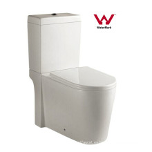 Cuarto de baño Watermark Ceramic Two Piece Toilet (2056)