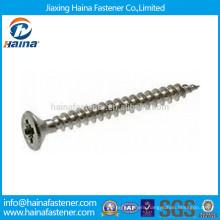 Stainless Steel Chipboard Screw,Fiberboard/Wood Screw